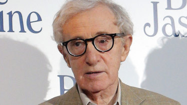 Woody Allen is down – but not out – in Hollywood.