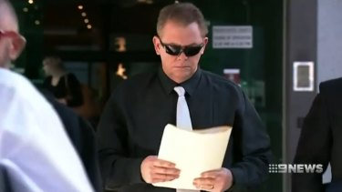 Queensland Police Senior Constable Neil Punchard leaked the details of a domestic violence victim to her ex-partner.