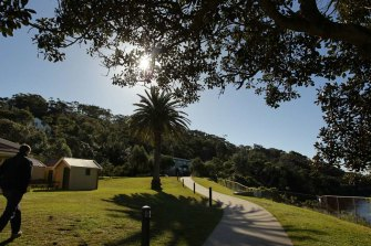The proposal has triggered debate over the future of trust sites including Headland Park at Middle Head.