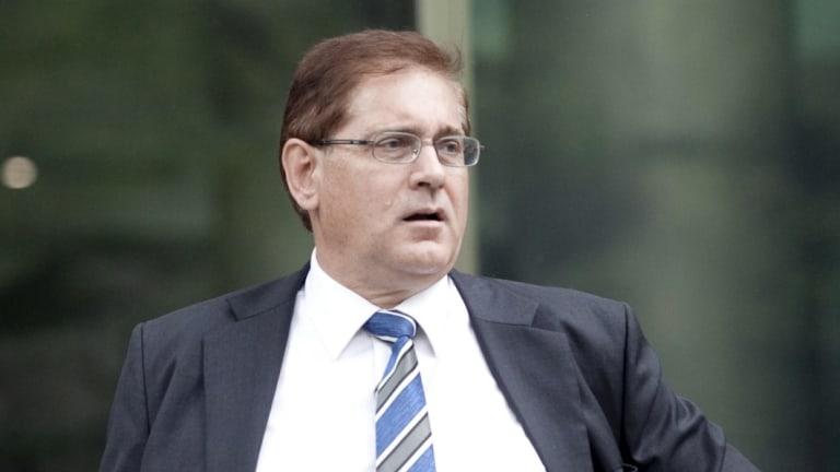 David John Ellery, former company secretary for Securency in 2012.