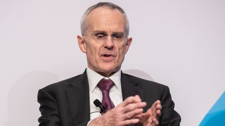 ACCC chair Rod Sims has said he hopes international regulators, including in the US and Europe, follow his lead on regulating big tech.