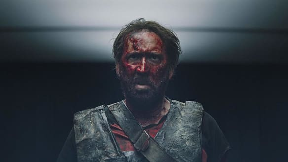 Nicolas Cage goes from Hollywood star to cult hero in Mandy
