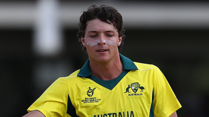 India thump Aussies in under-19 World Cup quarter-final