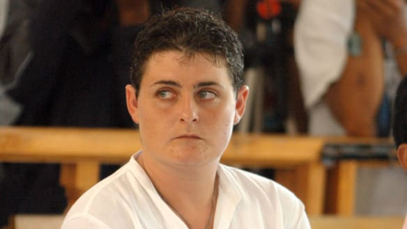 Bali Nine's Renae Lawrence faces arrest in Australia over car chase