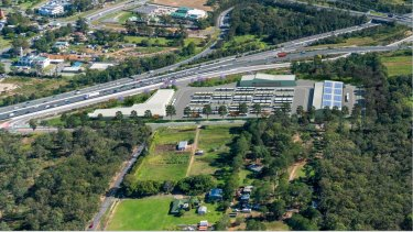 A 4.5 hectare site at Rochedale will be the location of the Brisbane Metro depot.