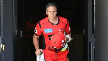 Brad Hodge is out of the running to be a national selector.