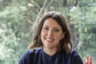 Alexandra Sinickas is the founder of Milkdrop.