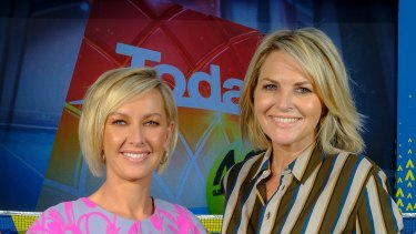 A year is a long time in breakfast television. Deborah Knight and Georgie Gardner did not make it to their first anniversary on the Today show.