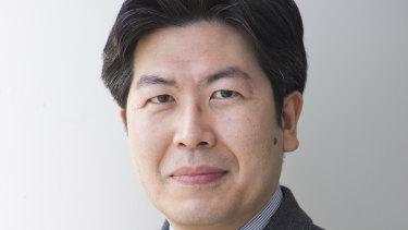 Dr Michito Tsuruoka