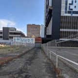 The site has sat vacant a long time.
