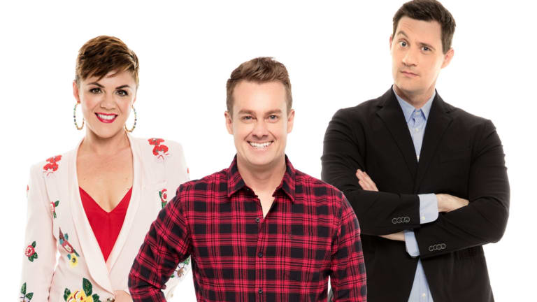 Em Rusciano has left Grant Denyer and Ed Kavalee in 2DayFM's breakfast slot.