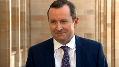Easing WA restrictions on ice as McGowan rules out travel bubble with Tasmania