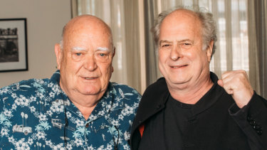 """Michael Chugg of Chugg Entertainment and Michael Gudinski of Frontier Touring are entering a """"joint partnership""""."""