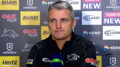 Panthers sex tape scandal took 'enormous toll' on season: Ivan Cleary