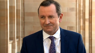 Premier Mark McGowan has urged West Australians to go back to work.