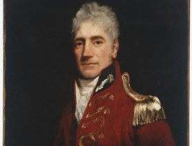 Former NSW governor Lachlan Macquarie.