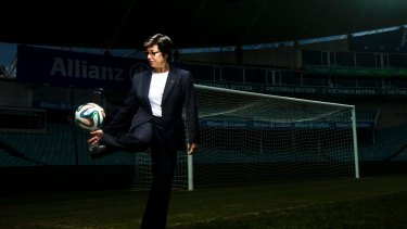 Women as coaches are football's blind spot ... Moya Dodd, former Matildas vice-captain.