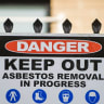 Don't breathe easy: Renovating isn't the only time to worry about asbestos