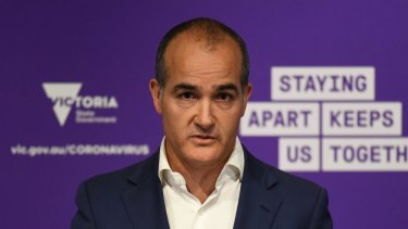 Education Minister James Merlino will hold an education summit next month.