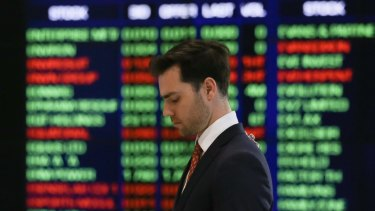 The S&P/ASX 200 Index rose 18.5 points, or 0.3 per cent, to 6501.8.