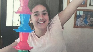 Tiahleigh Palmer's foster father Rick Thorburn pleaded guilty to her murder.