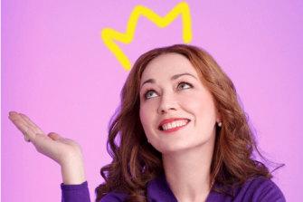Decluttering queen Monique Sartor.