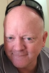 Missing Canberra man Jason Brinkley.