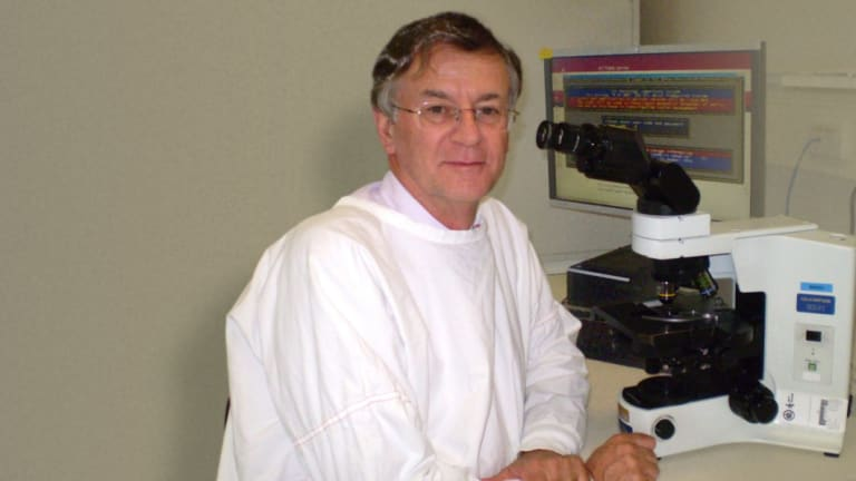 Professor Peter Collignon led the ANU team in the study.