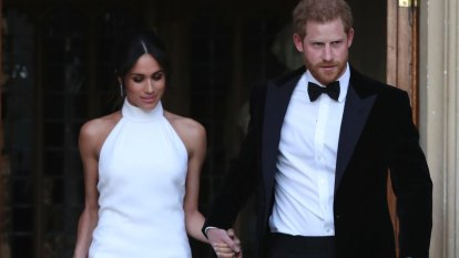 Meghan Markle's wedding dress goes on sale to the public