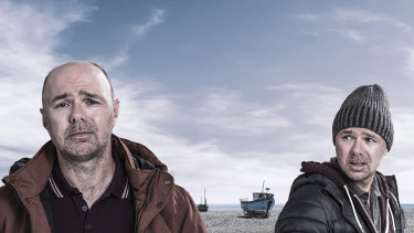 Karl Pilkington stays true to the cynical English git that has made him famous in <i>Sick Of It</I>.