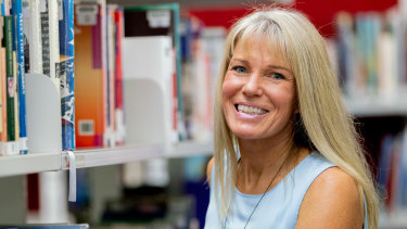Denise Lofts lifted the engagement of her students at Ulladulla High.