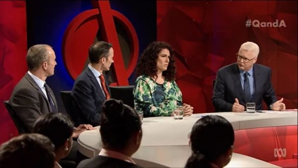 Q&A recap: The ghost of Kelly O'Dwyer haunts the panel