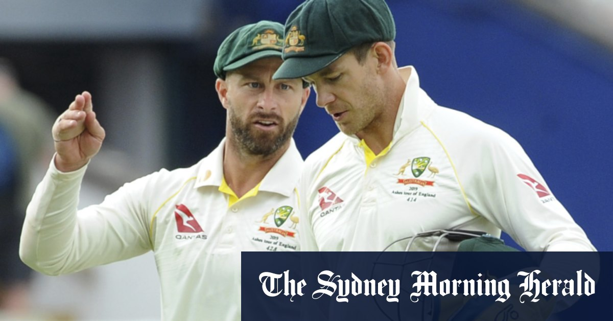 Warne Symonds' Marnus jibe the gaffe that keeps on giving – Sydney Morning Herald