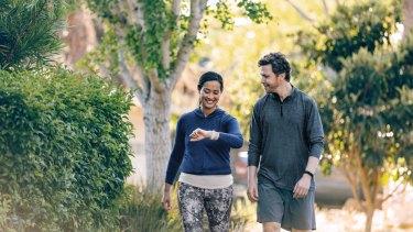 Wearable technology enabling better fitness success.