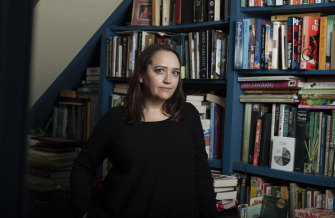 Emily Maguire has written a dramatic and moving story about a hoarder.