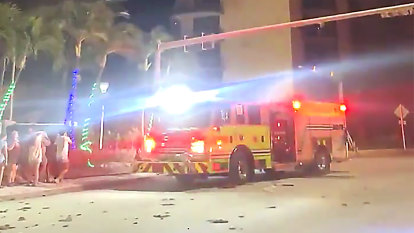 Miami apartment tower collapse causes massive emergency response