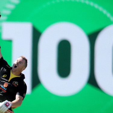 David Warner was in superb form for Australia in their recent T20 games.