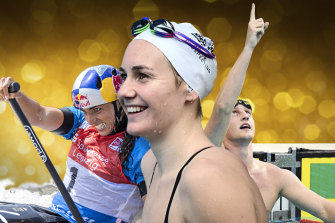 Australia may finish as high as sixth overall at the Tokyo 2021 Olympics.