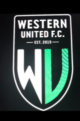 Western United's new logo.
