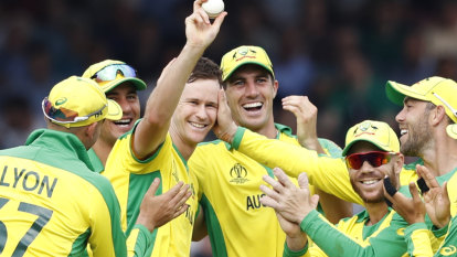 Australia shake up World Cup and leave England in disbelief