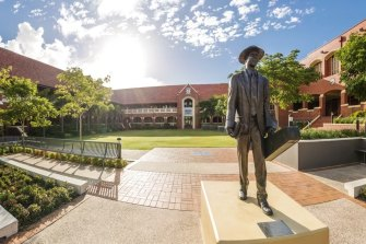 Australia's top private schools are growing richer and faster than ever