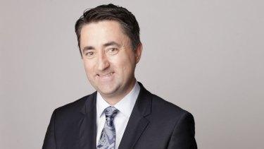 ABC news boss Gaven Morris.
