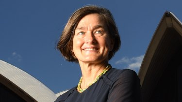 Sydney Opera House chief executive Louise Herron.
