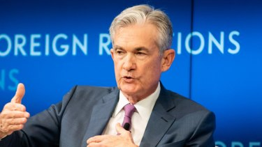 Trump has been a vocal critic of Fed chief Jerome Powell.