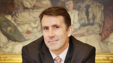 Argo Investments managing director Jason Beddow.