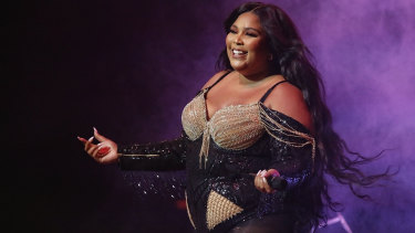 Lizzo brought empowerment, fun and funk to the Sydney Opera House.