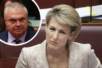 Acting Industrial Relations Minister Michaelia Cash only changed the rules for casual employment with the support of Centre Alliance senator Stirling Griff.