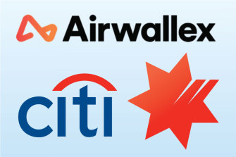 Citi and NAB rejected Airwallex over money-laundering concerns.