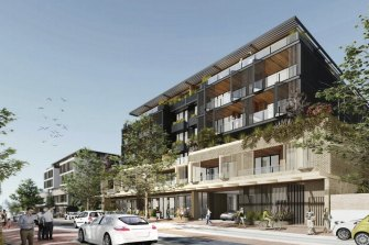 The proposed development at 87-89 Broadway, Nedlands, was approved on Wednesday subject to conditions.