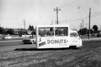 The humble doughnut formed an integral part of childhood memories.